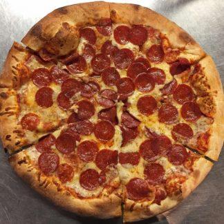 Par-Baked Pizzas